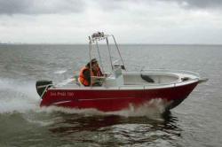 Моторная лодка «Sea Pride 540»