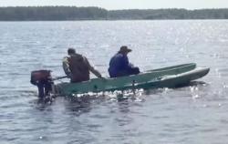 Лодка «Спецназ»