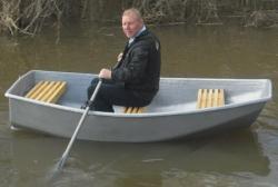 Гребная лодка «Спрей 230»
