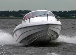 Лодка «Стрелка-М»
