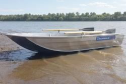 Алюминиевая лодка «Тактика 320»