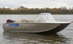 Лодка «Тактика 370 Classic»