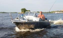 Моторная лодка «Тактика 500»