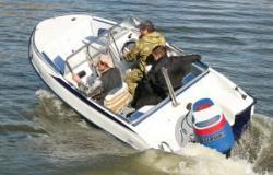 Моторная лодка «Темп 480»