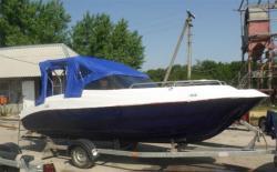 Моторная лодка «Темп 550»