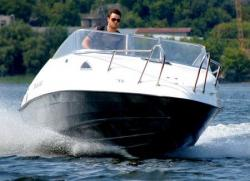 Моторная лодка «TRIAL-640 CC»