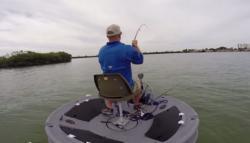 Круглая лодка для рыбалки «Ultraskiff 360»