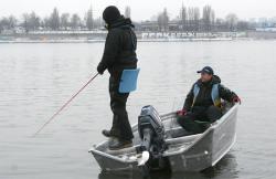 Моторная лодка «UMS-410»