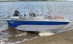 Моторная лодка «UMS-450»
