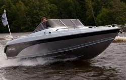 Скоростная алюминиевая лодка «UMS 520»