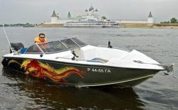 Моторная лодка «UMS 600»