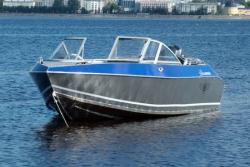 Моторная лодка «Волжанка 51»