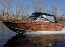 Моторная лодка «Волжанка 61»