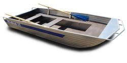 Лодка «Windboat 38»