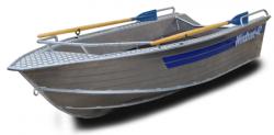 Лодка «Windboat 42»