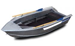 Лодка «Windboat 45»