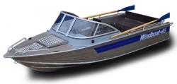 Лодка «Windboat 46»
