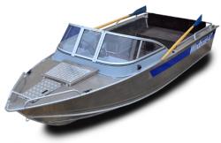 Лодка «Windboat 47»
