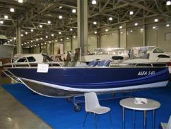 Лодка ALFA - 540