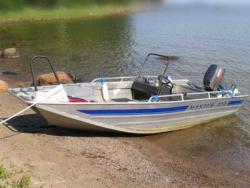 Лодка «Мастер 410»