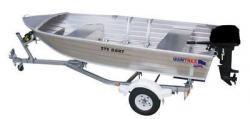 Лодка QUINTREX 375 Dart