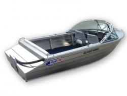 Лодка QUINTREX 455 COAST RUNNER