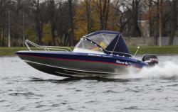 Лодка Silver Hawk DC 540