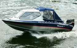 Лодка Silver Hawk HT 540