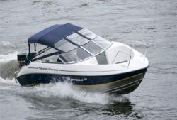 Лодка Silver Moreno 620