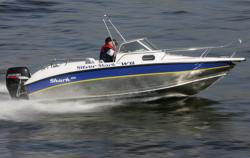 Лодка Silver Shark WA 605