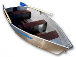 Лодка Вельбот 30