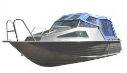 Лодка Вельбот 63