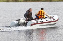 Надувная моторная лодка «Altair PRO ULTRA 400»