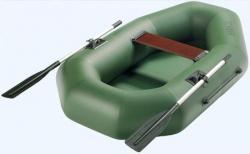 Одноместная надувная ПВХ лодка «Аква-Оптима 200»
