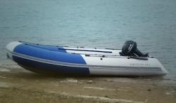 Надувная лодка «Aquilon 430»