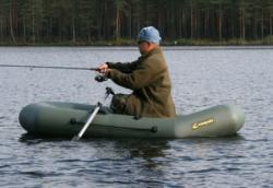 Надувная лодка «Компакт 220»