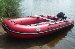 Надувная лодка с НДНД «КомпАс 450»