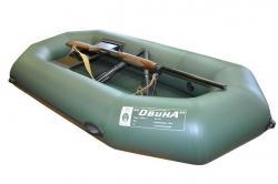 Одноместная надувная лодка «Двина 1»