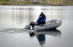 Надувная лодка с НДНД «Флагман 280»