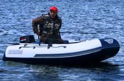 Надувные лодки с НДНД «Флагман 300»