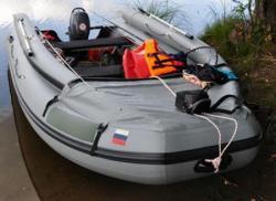 Надувные ПВХ лодки «Фрегат М 430»