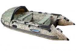 Надувные лодки «Gladiator 370»