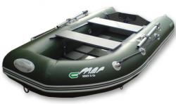 Надувная ПВХ лодка «Кайман N-275»