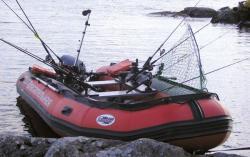 Надувная лодка «Лидер 500»