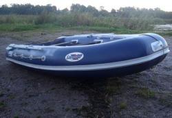 Надувная ПВХ лодка «Лидер 360»