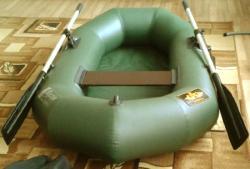 Надувная ПВХ лодка «Муссон R 200»