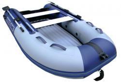 Надувная ПВХ лодка с НДНД «ДМБ Омега 300»