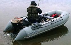 Надувная лодка «Флагман 320»
