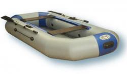 Надувная ПВХ лодка «Оникс 260G»