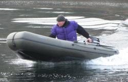 Надувная ПВХ лодка «Стрим 3100»